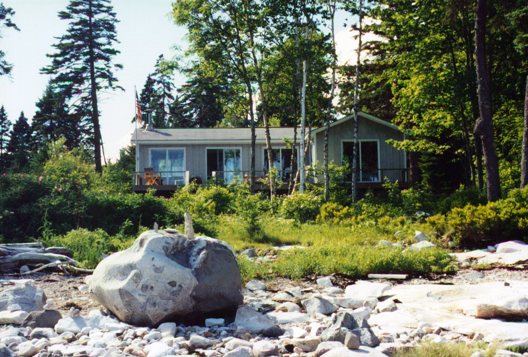 Cottage in Tenants Harbor, Maine