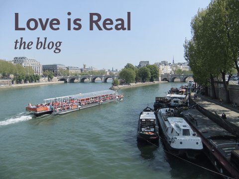 Love is Real: The Blog
